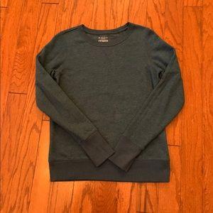 Tek Gear Womens Sweatshirt Soft Blue